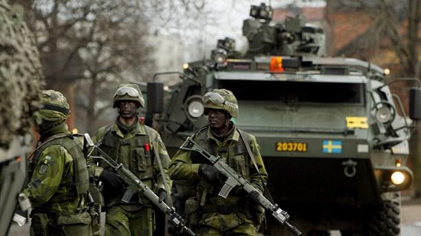 Militärkängor Sverige