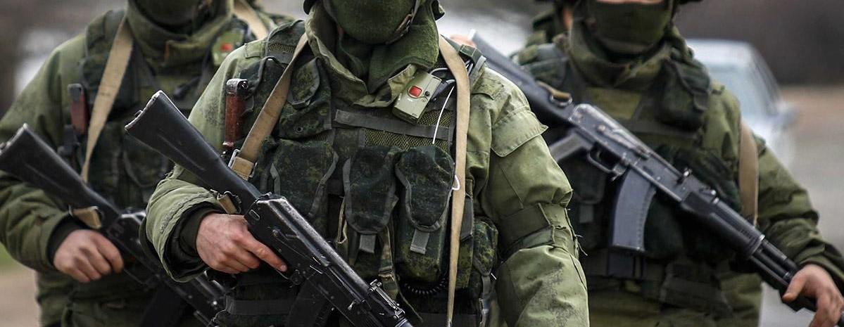 Soldater med kängor
