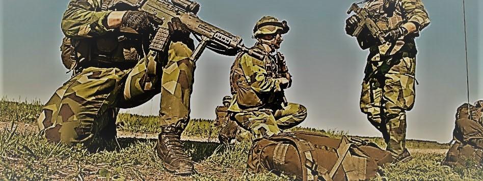 svenska militarkängor